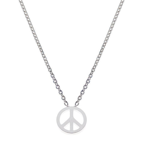 Necklace - Peace Necklace