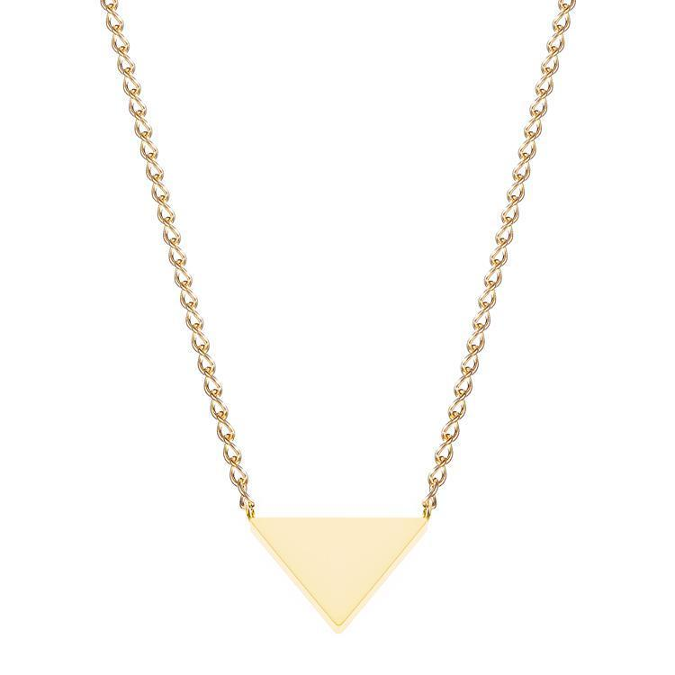 Necklace - Triangle Necklace