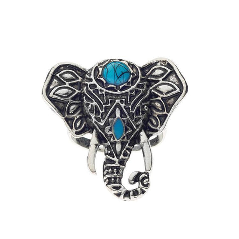 Rings - Boho Elephant Ring