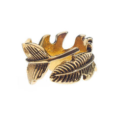 Rings - Feather Ring