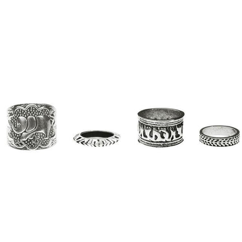 Nomad Ring Set
