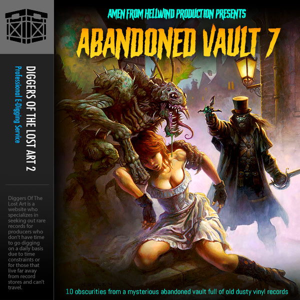 Abandoned Vault 7 Sample Pack