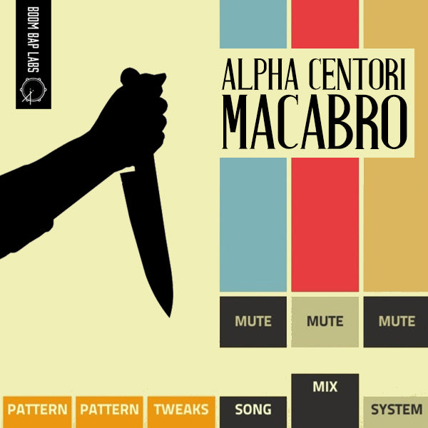 Macabro by Alpha Centori