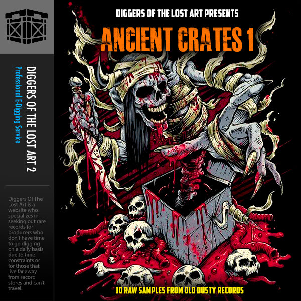 Ancient Crates 1 - Boom Bap Labs