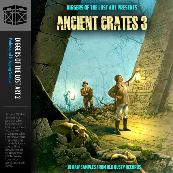 Ancient Crates 3 - Boom Bap Labs