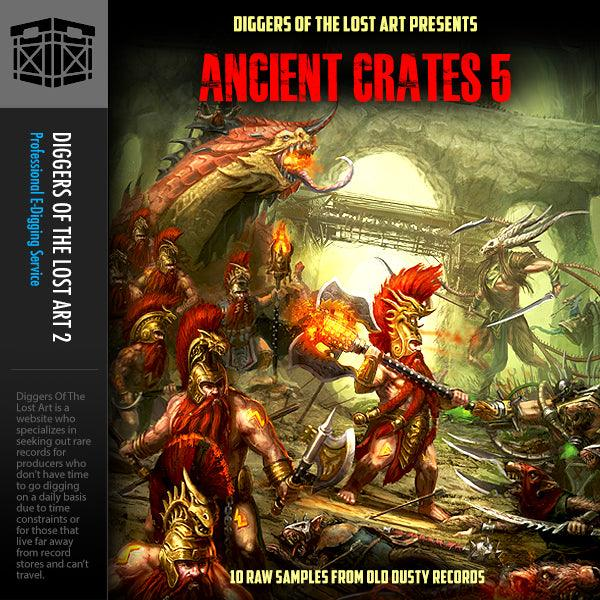Ancient Crates 5 - Boom Bap Labs