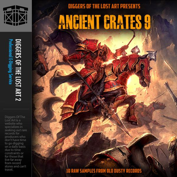 Ancient Crates 9 - Boom Bap Labs