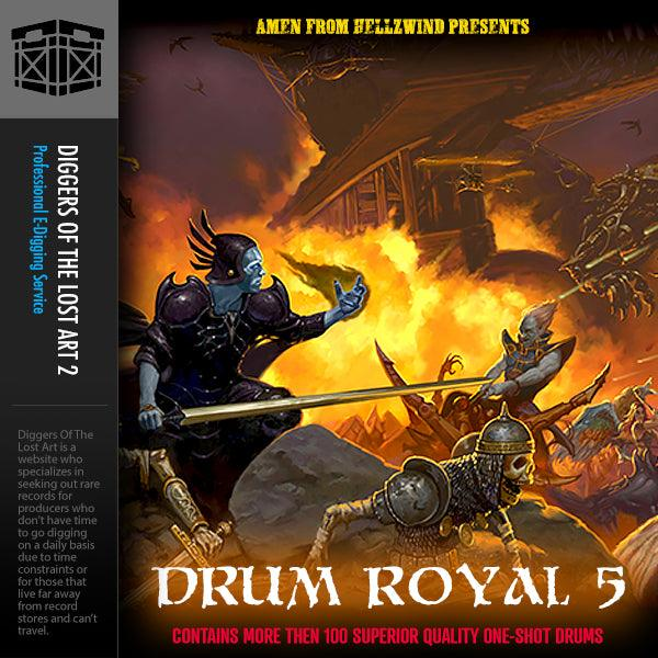 Drum Royal 5