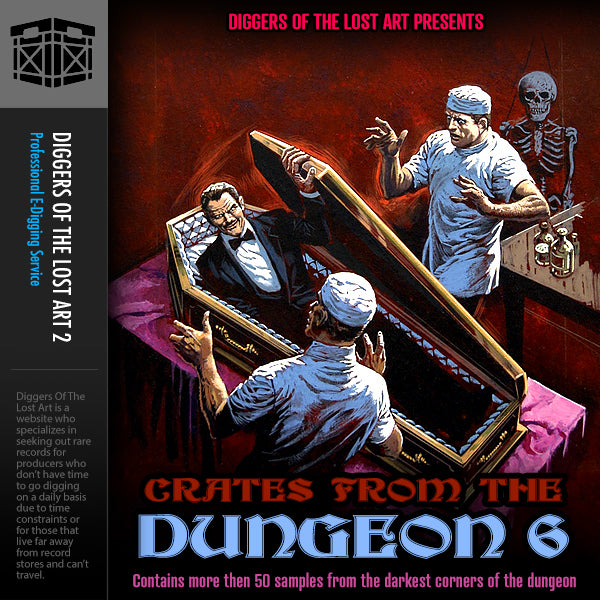 Crates From The Dungeon 6