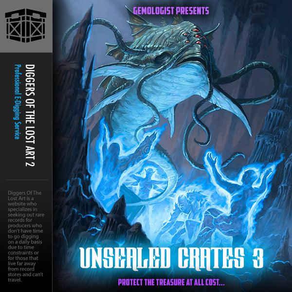 Unsealed Crates 3 - Boom Bap Labs