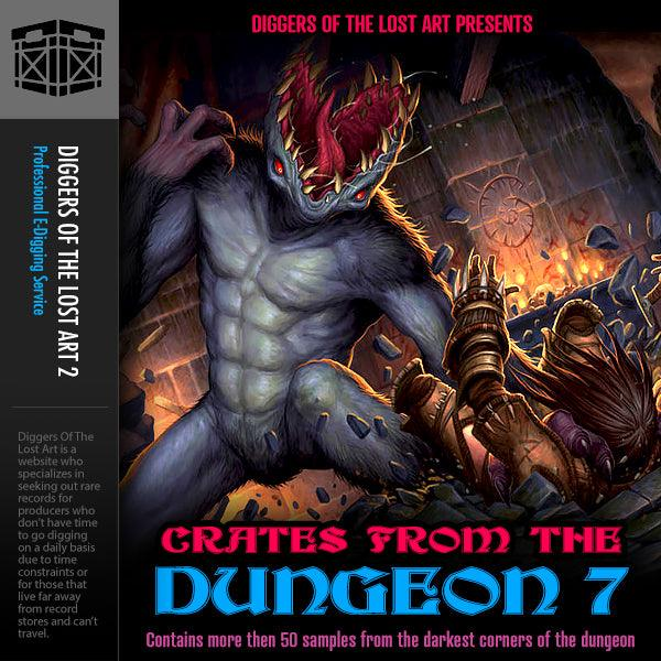 Crates From The Dungeon 7