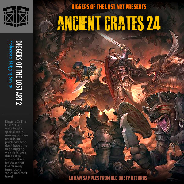 Ancient Crates 24