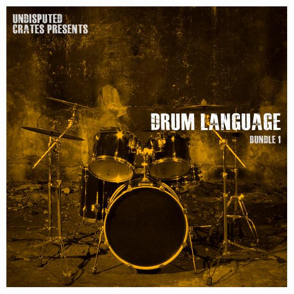 Drum Language Bundle 1
