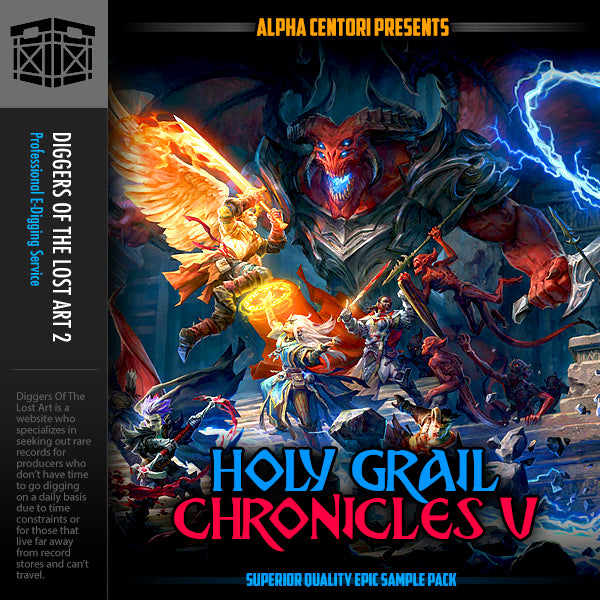 Holy Grail Chronicles 5