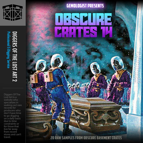 Obscure Crates 14