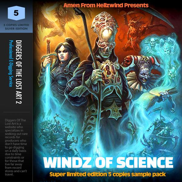 Windz of Science Limited Ed SOLD OUT