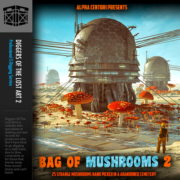 Bag Of Mushrooms 2