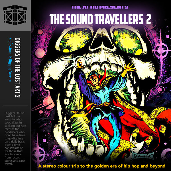 The Sound Travellers 2