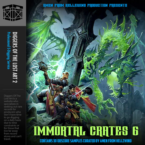 Immortal Crates 6
