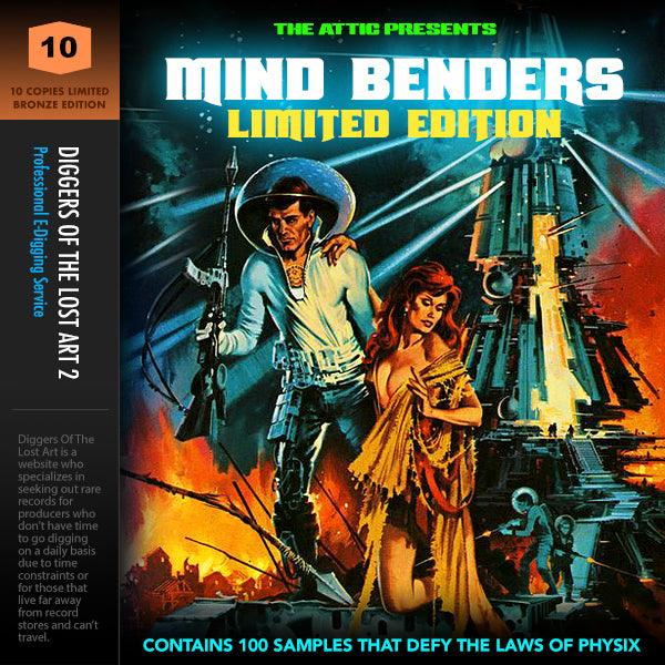 Mind Benders Limited Edition SOLD OUT