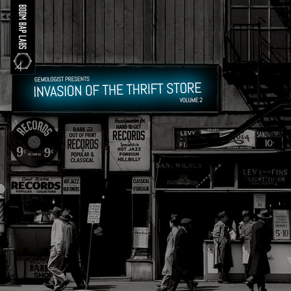 Invasion of the Thrift Store 2 - Boom Bap Labs