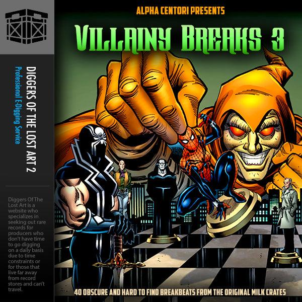 Villainy Breaks 3