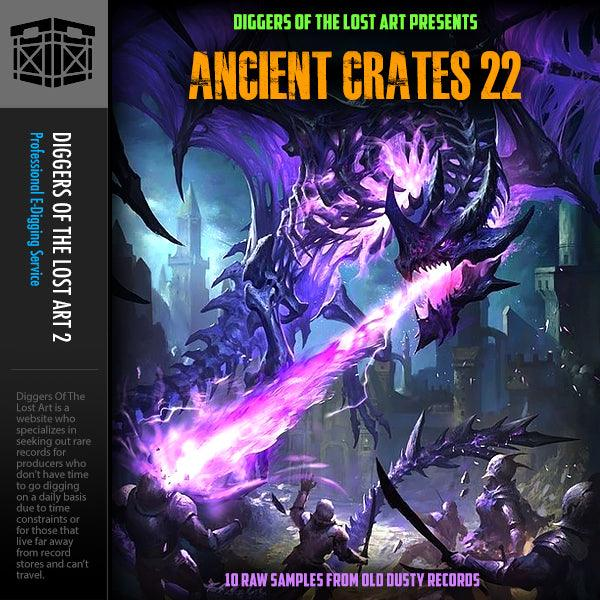 Ancient Crates 22