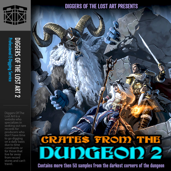 Crates From The Dungeon 2