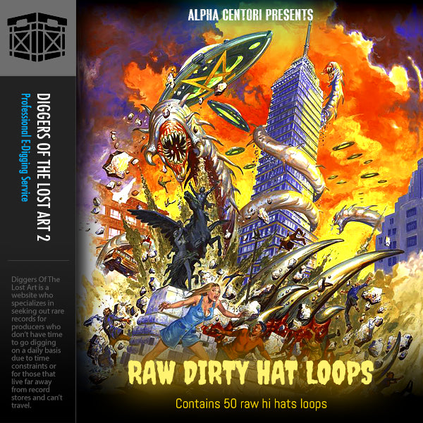 Raw Dirty Hat Loops