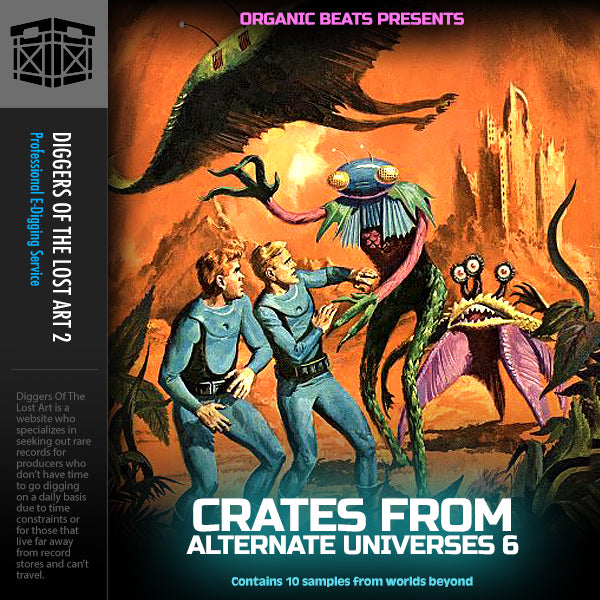 Crates From Alternate Universes 6