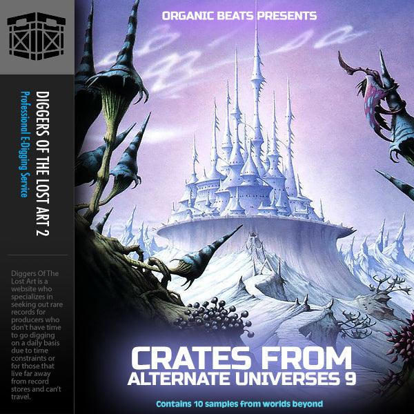 Crates From Alternate Universes 9
