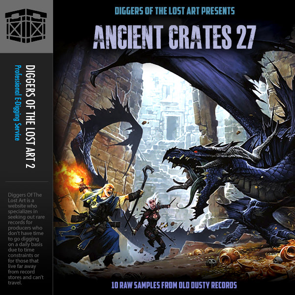 Ancient Crates 27