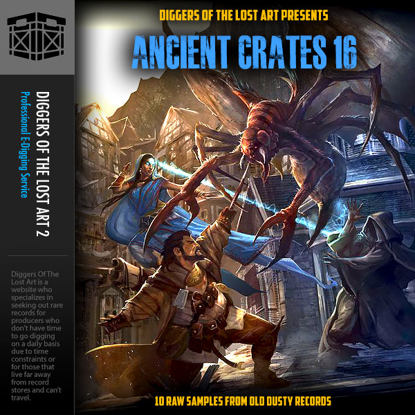Ancient Crates 16