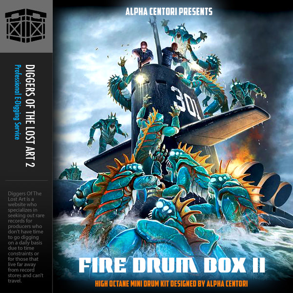 Fire Drum Box 11