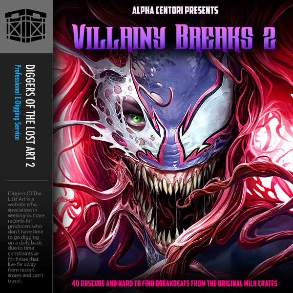 Villainy Breaks 2
