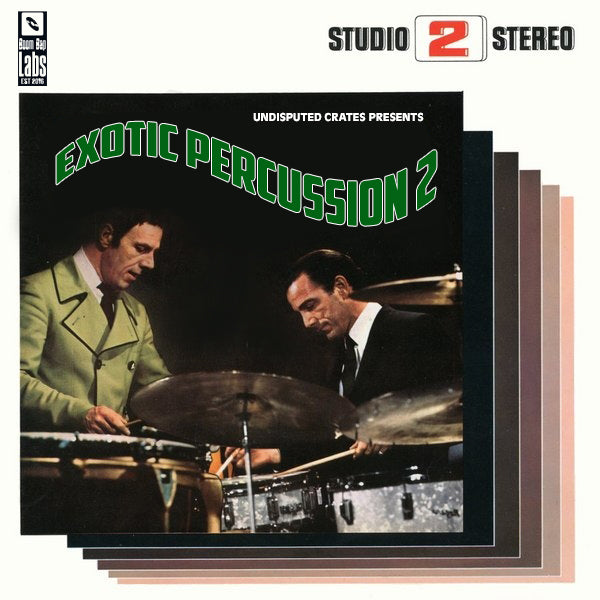 Exotic Percussion 2