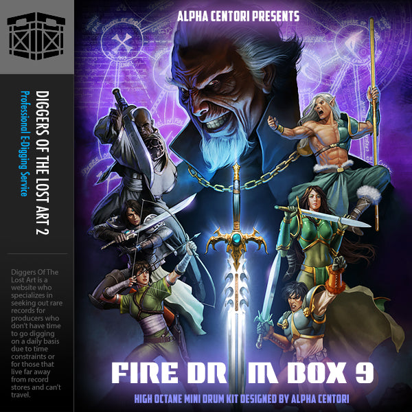Fire Drum Box 9