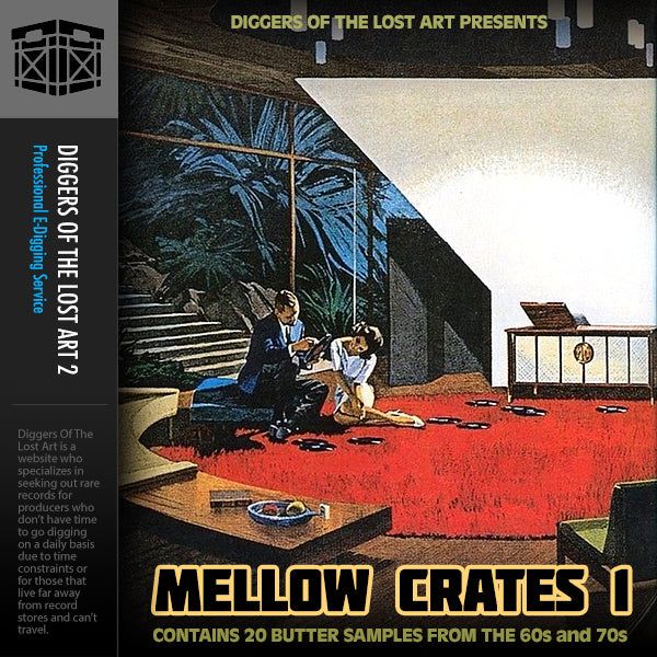 Mellow Crates 1