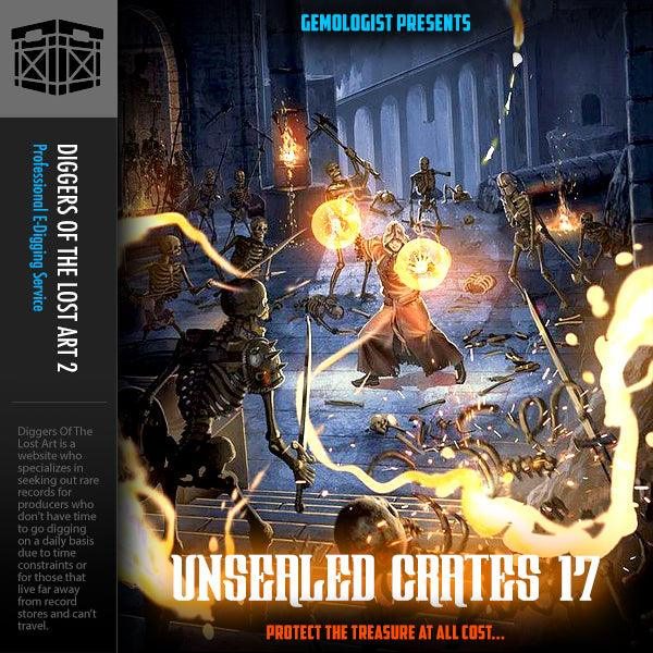 Unsealed Crates 17 - Boom Bap Labs