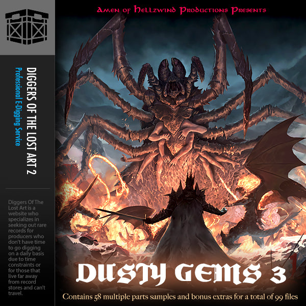 Dusty Gems 3