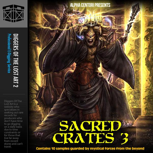 Sacred Crates 3
