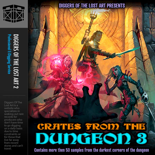 Crates From The Dungeon 3