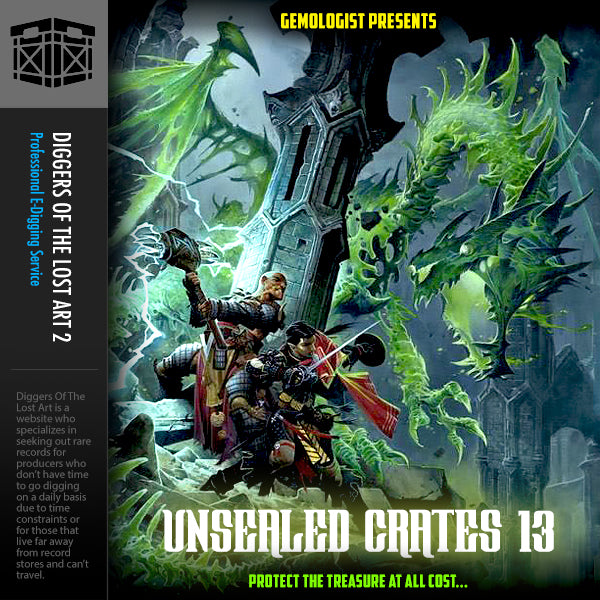 Unsealed Crates 13