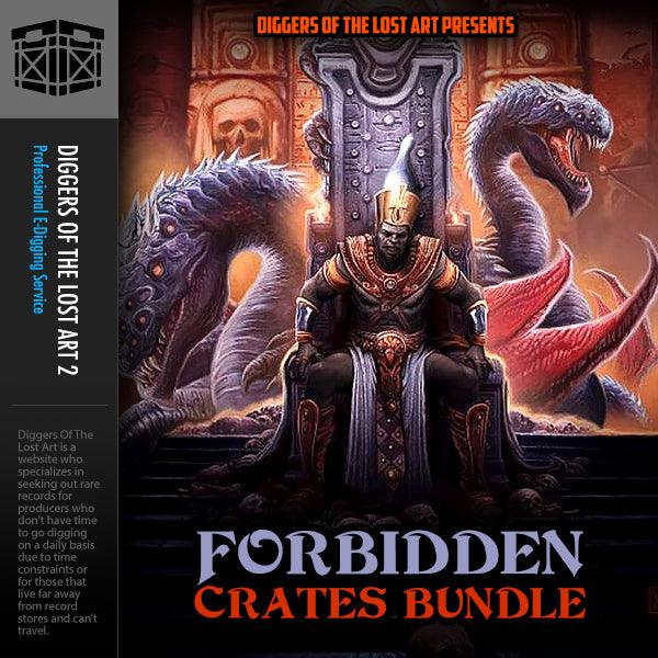 Forbidden Crates Bundle