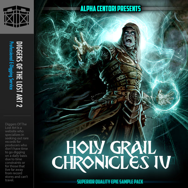 Holy Grail Chronicles 4