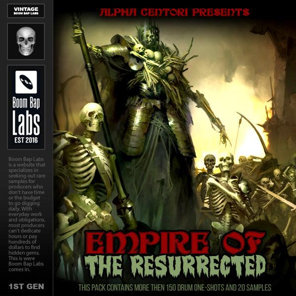 Empire Of The Resurrected