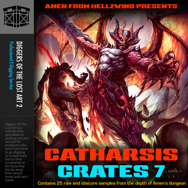 Catharsis Crates 7