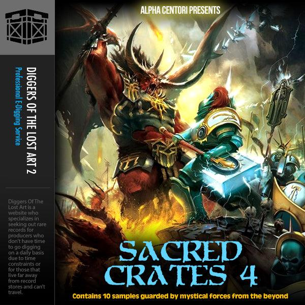 Sacred Crates 4