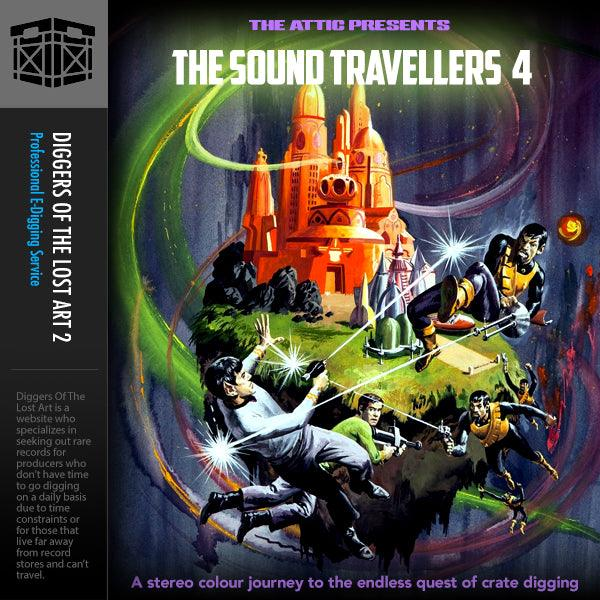The Sound Travellers 4