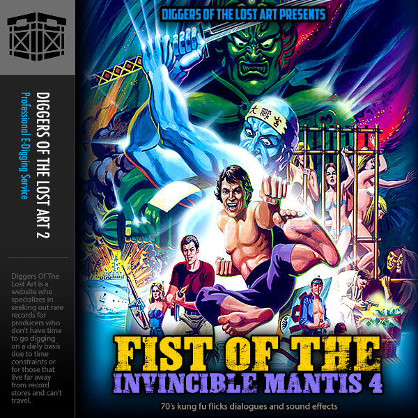 Fist Of The Invincible Mantis 4